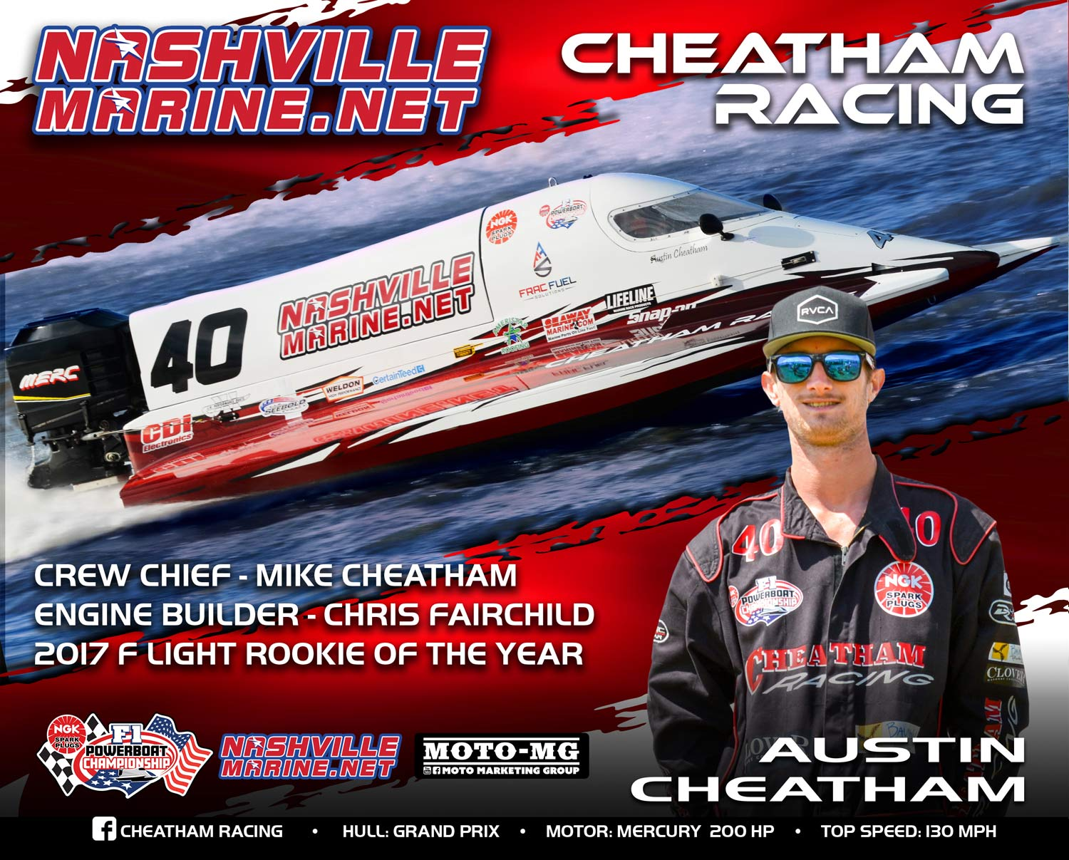 Nashville-Marine-McMurray-Racing-Formula-One-Boat-Racing-Driver-Austin-Cheatham-40